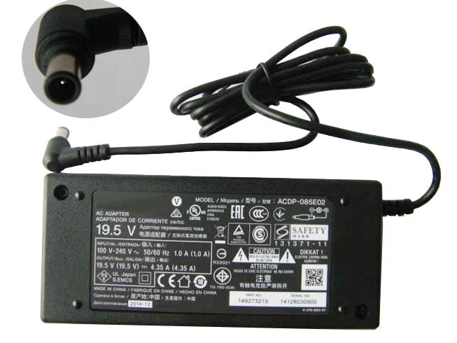 Cargador para portátil Sony ACDP-085E03