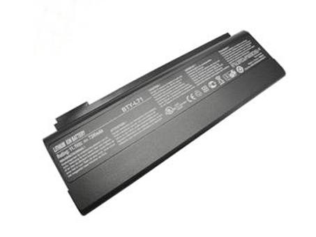 MSI baterias
