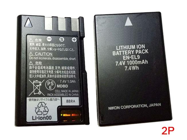 NIKON baterias